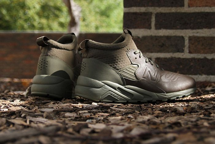 New Balance 580 Outdoor Boot Olive Green 3