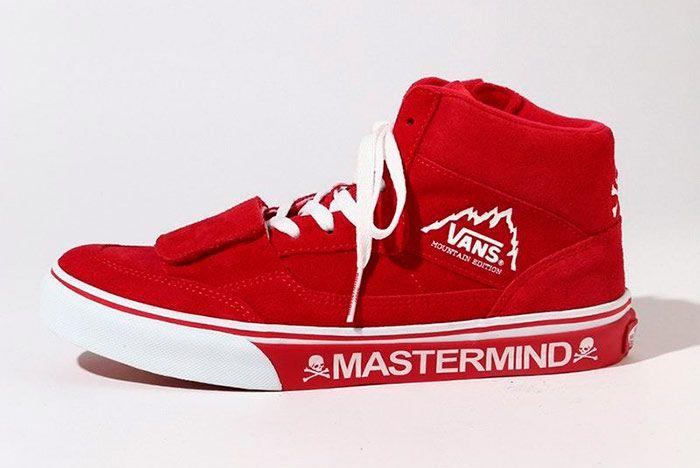 Mastermind Vans Mountain Series 2