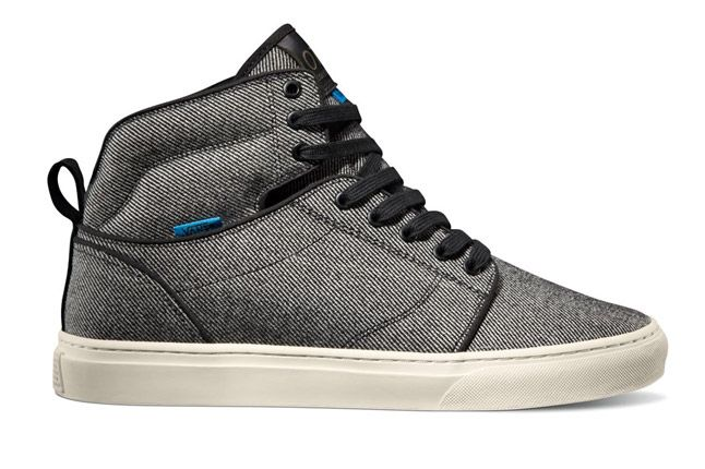 Vans Otw Alomar Wool Twill Black Holiday 2012 1