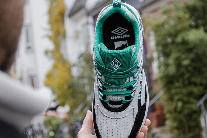 Werder Bremen X Umbro Neptune Collaboration Hero 11