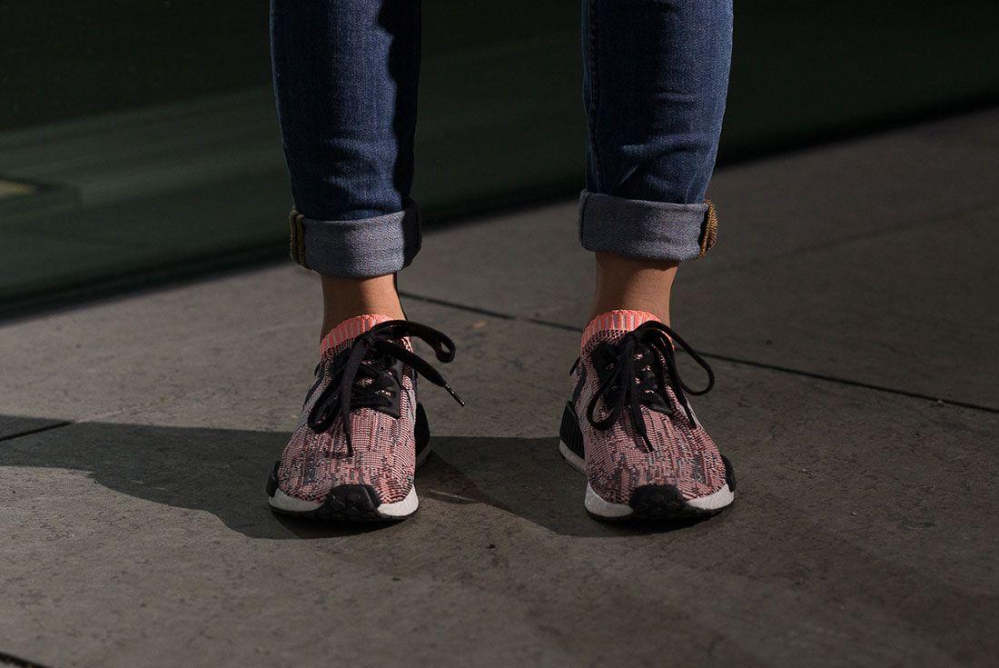 Adidas Nmd R1 Salmon Pink 4 1