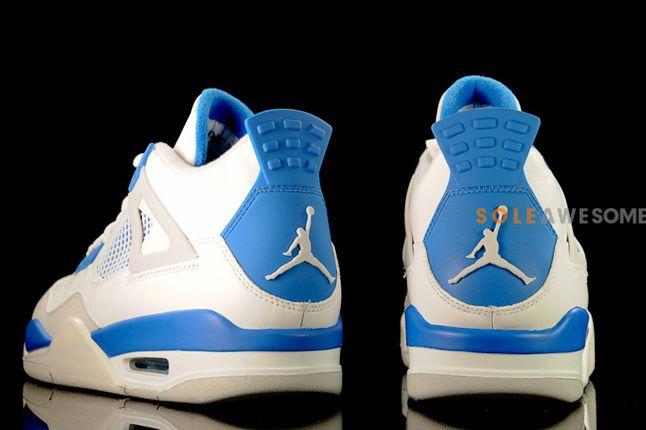 Air Jordan 4 Military Blue 04 1