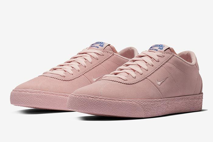 Nike Sb Nba Bruin Low 2