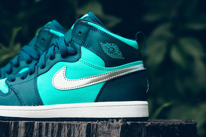 Air Jordan1 Retro High Gp Hyper Jade 5