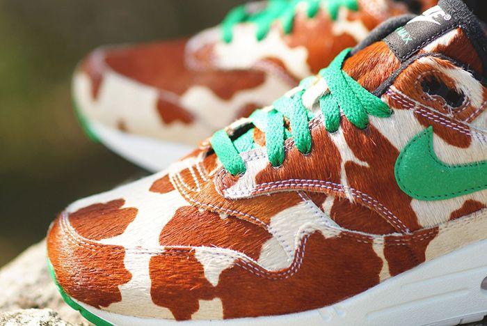 Nike Atmos Air Max 1 Giraffe Toe
