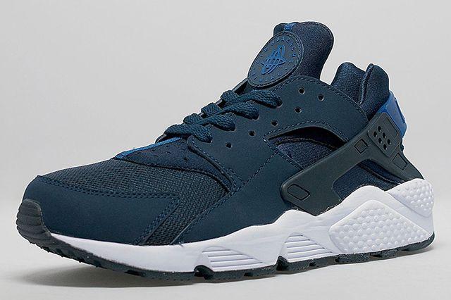 """Nike Air Huarache """" Obsidian""""8"""