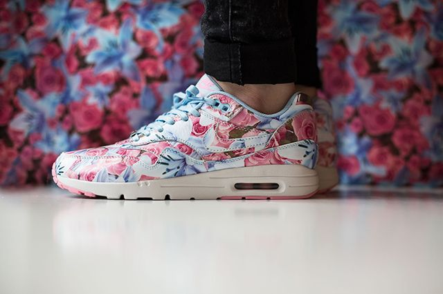 Nike Air Max 1 Flower City Collection 16