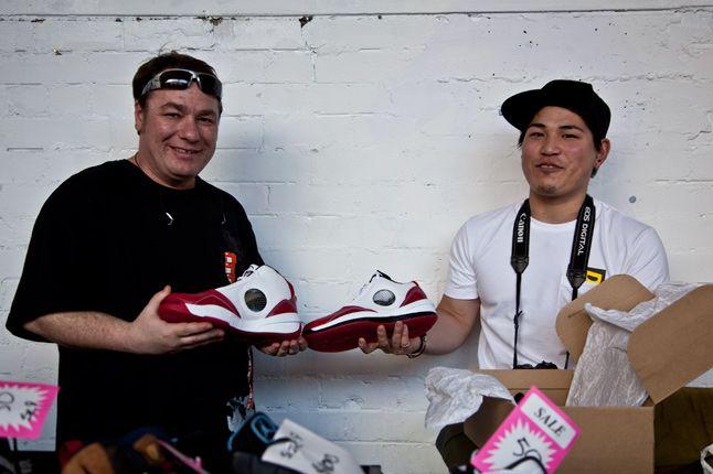 Sneaker Freaker Swapmeet 2011 32 1