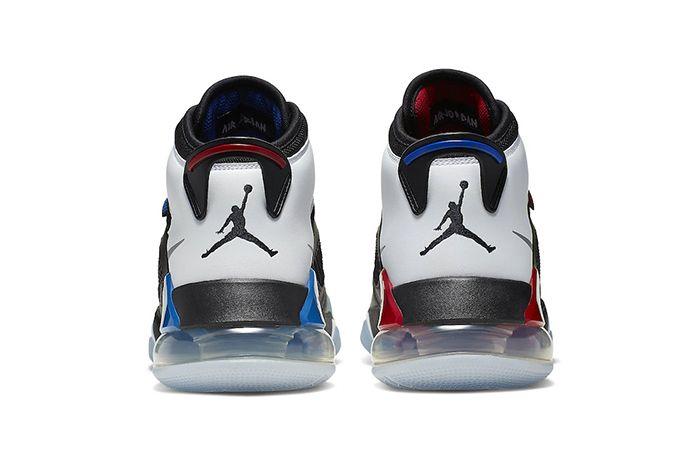 Jordan Mars 270 Top 3 Cd7070 001 Release Date Heel