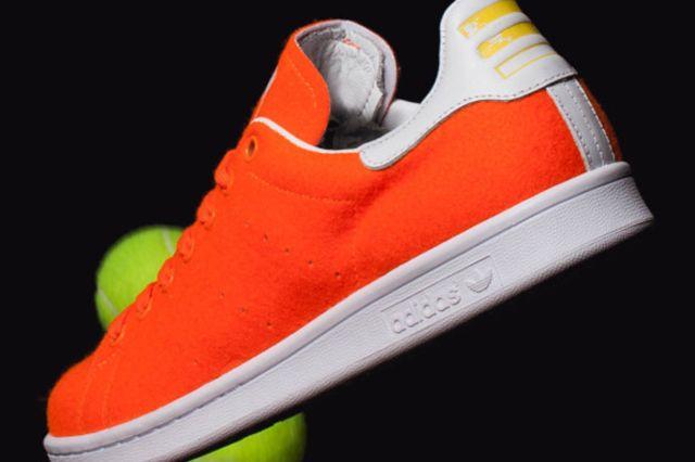 Pharrell Williams Adidas Originals Stan Smith Tennis 07 570X450