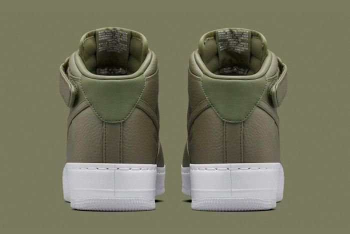 Nike Lab Monochrome Air Force Pack 2