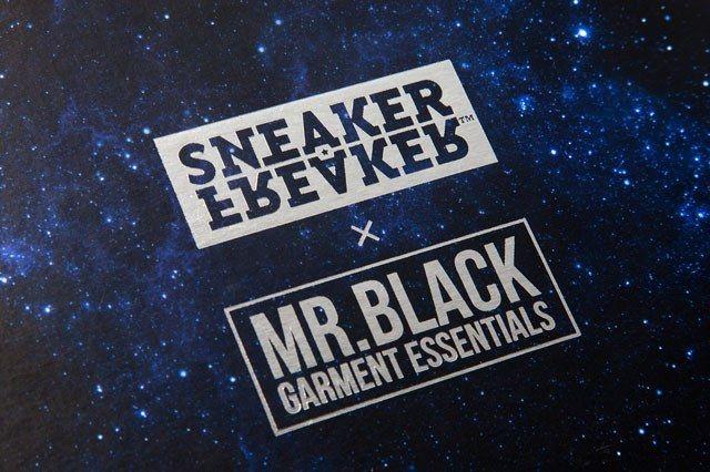 Mr Black Sneaker Freaker 2