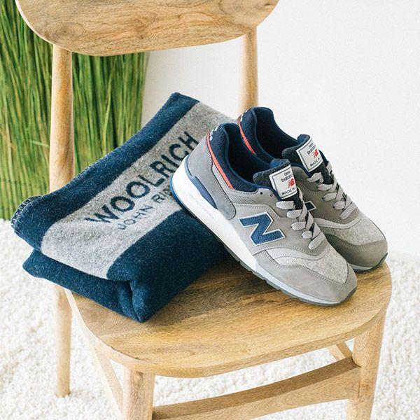 Woolrich New Balance 997 Small