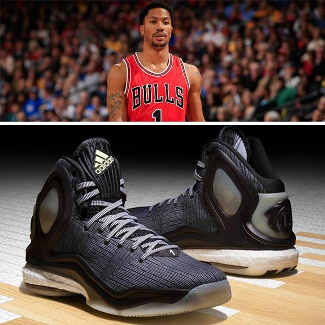 Highest Selling Signature Sneakers 5 Adidas D Rose 5