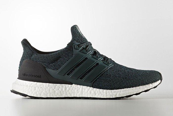 Adidas Ultraboost 3 0 Dark Green 4