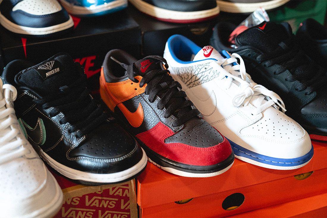 Sneakerness Milan Sneaker Freaker Vendor Tables15