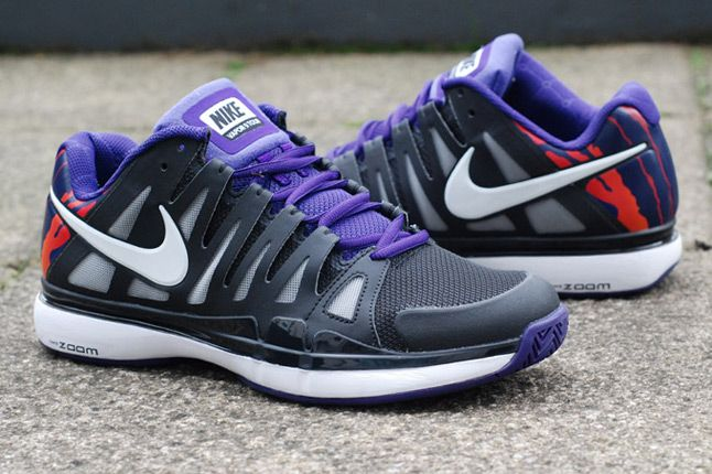 Nike Zoom Vapor 9 Tour Agassi Pair 1