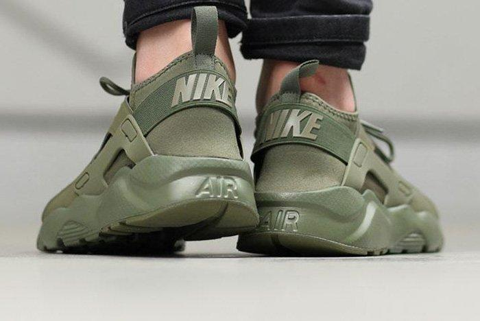 Nike Air Huarache Military Green 1 1