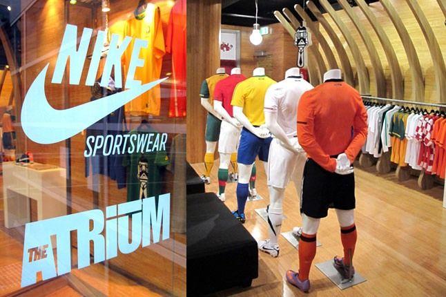 Atrium Store Nike First 1
