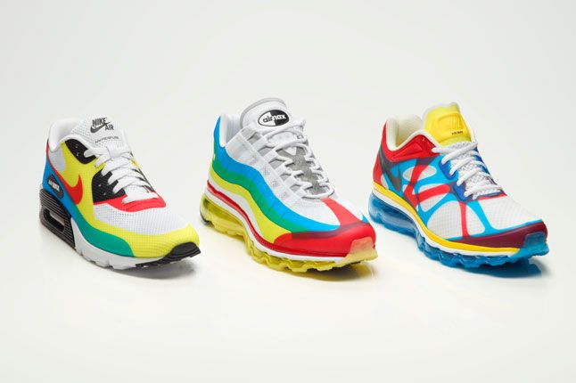 Nike What The Air Max Pack 1