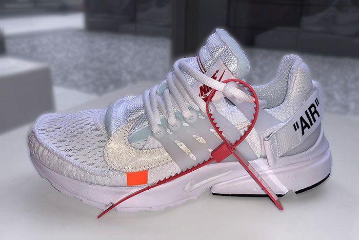 Off White Nike Presto Release Date