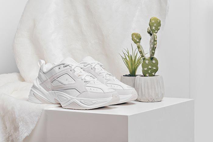 Nike M2K Tekno Particle Beige Summer White 3