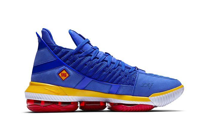 Nike Lebron 16 Sb Blue Cd2451 400 4