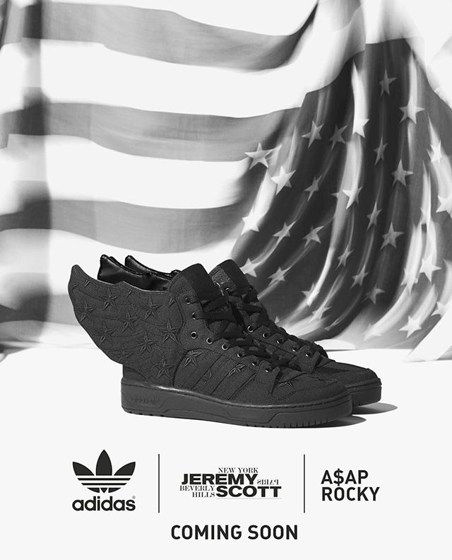 Adidas Originals Jsx Asap