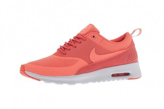 Nike Air Max Thea Atomicpink Atomicpink Front Quarter 1