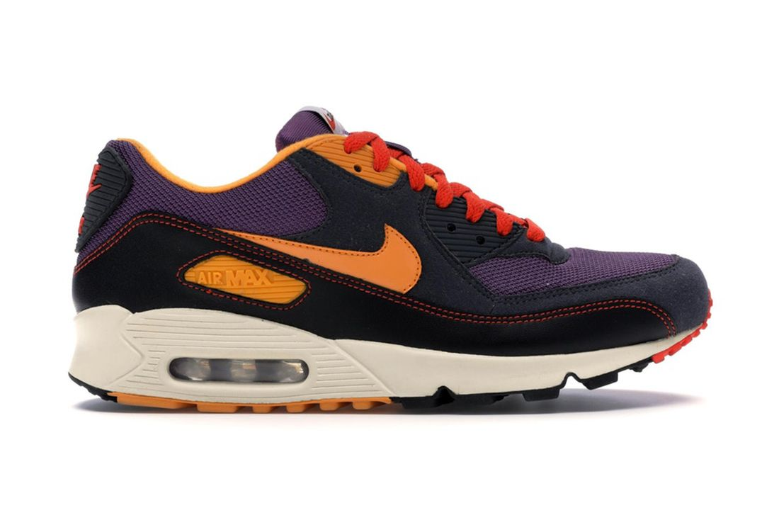 Nike Air Max 90 Powerwall 314206 581 Lateral