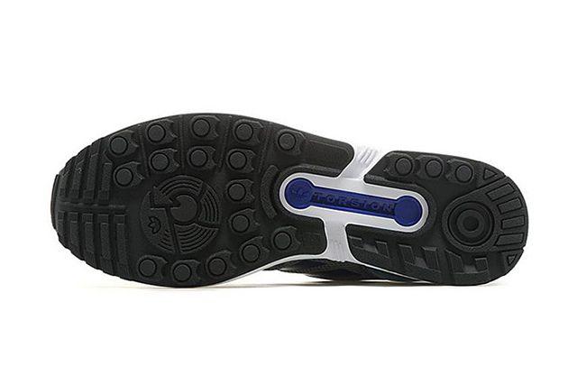 Adidas Zx Flux Metallic Blue2