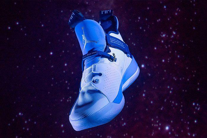 Air Jordan 33 Unc Pe 1 Sneaker Freaker1