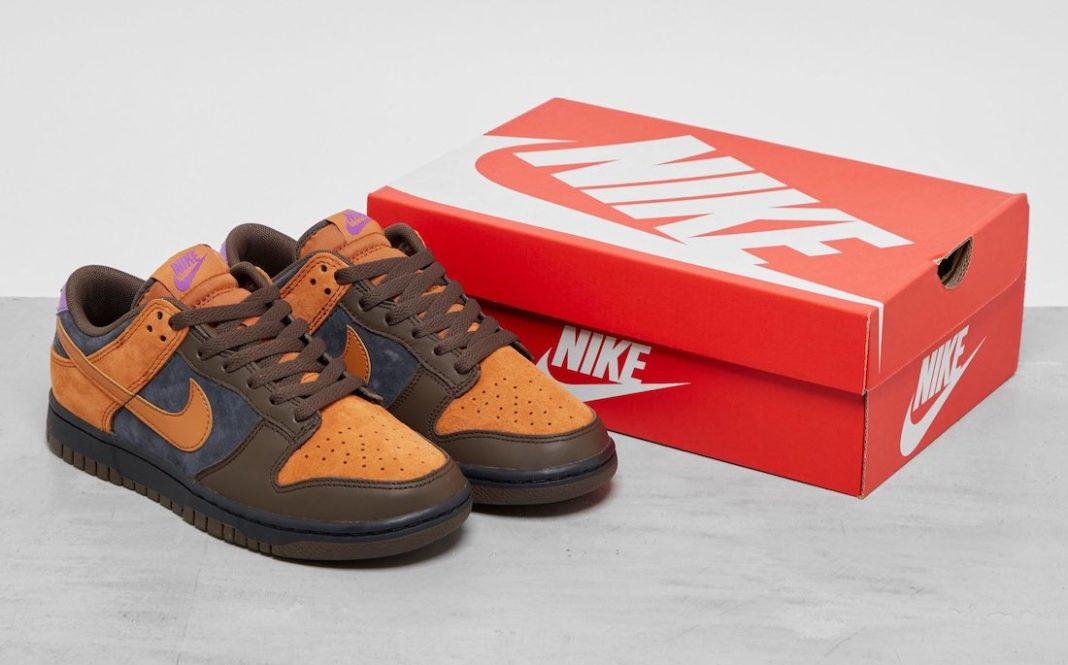 Nike Dunk Low PRM 'Cider'