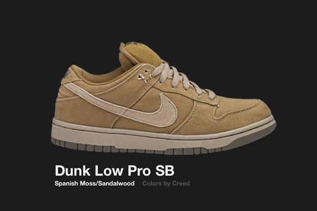 Nike Dunk Low Creed 1