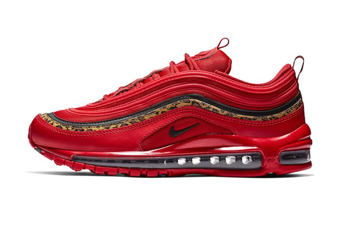 Nike Air Max 97 Red Leopard 2