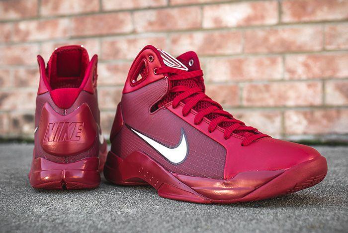 Nike Hyperdunk 08 Gym Red 5