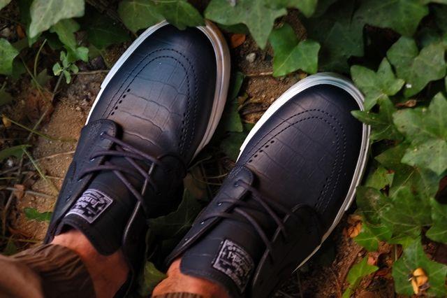 Nike Sb Janoski Qs Blue Croc 3