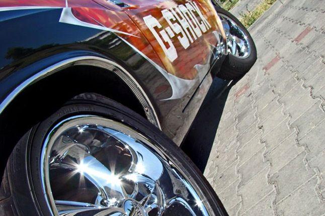 Dodge G Shock 5 1