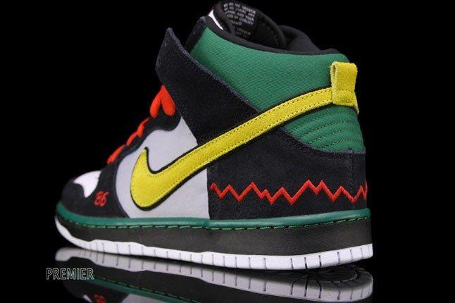 Nike Dunk High Mcrad Reverse Angle 1