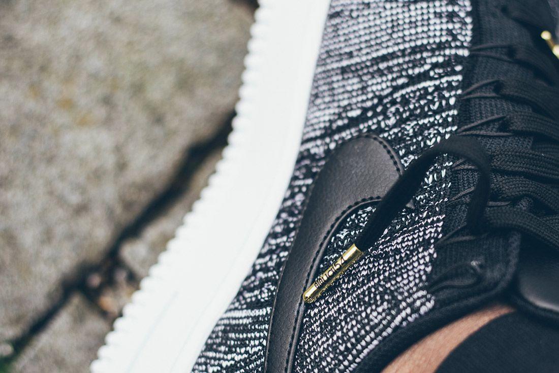 Nike Air Force 1 Low Ultra Flyknit Quai 54 On Feet 1