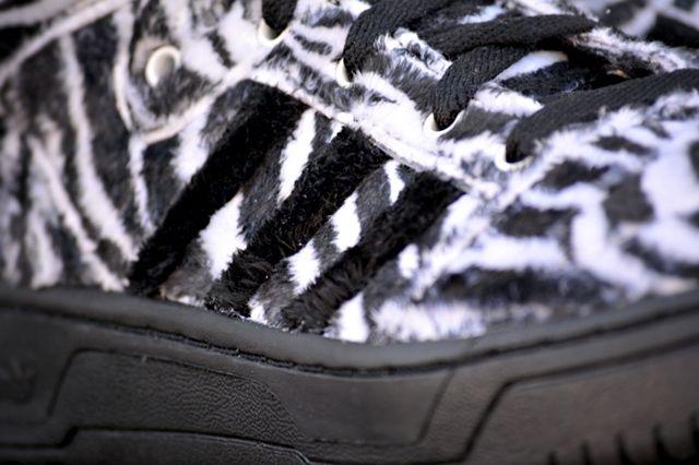 Adidas Originals Js Zebra Detail