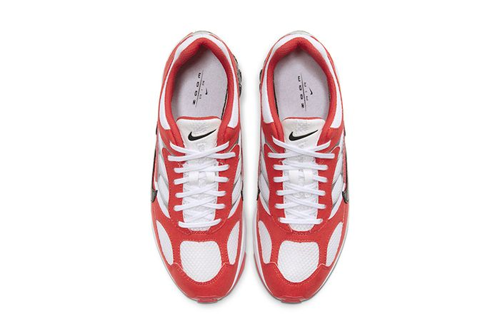 Nike Air Ghost Racer Track Red At5410 601 Release Date Top Down
