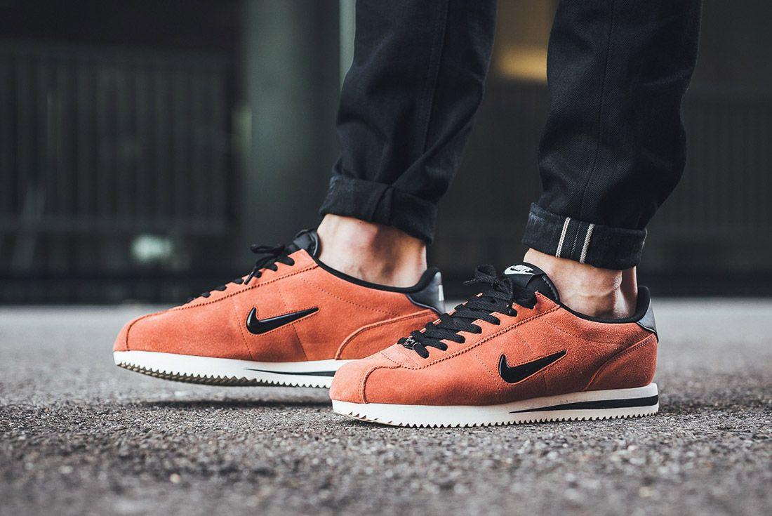 Nike Cortez Jewel Suede 2