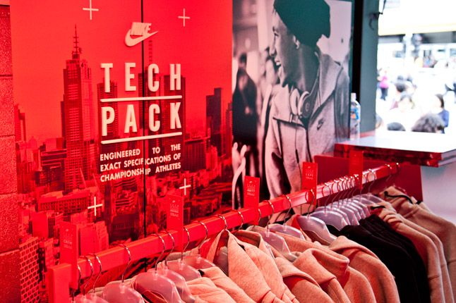 Nike Tech Pack Fed Square Installation 9