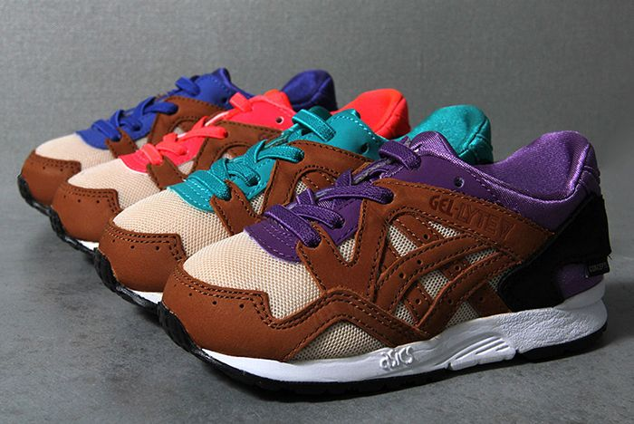 Concepts X Asics Gel Lyte V Mix Match Pack5