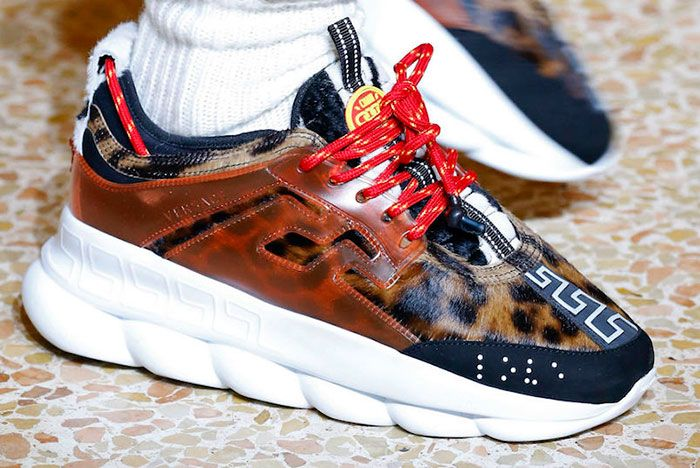 2 Chainz Versace Chain Reaction Sneaker Freaker 6