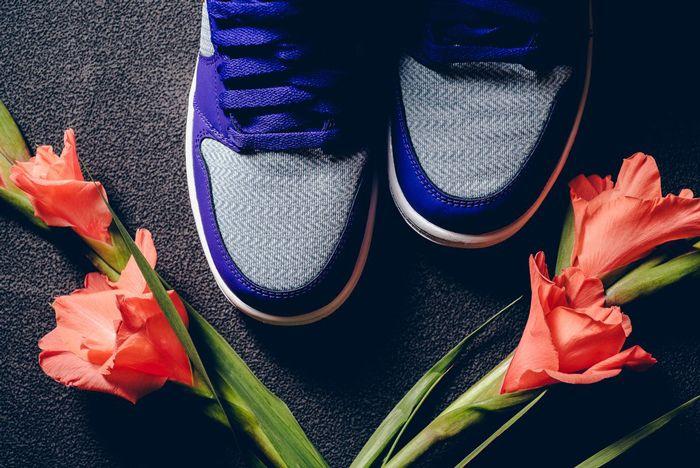 Air Jordan 1 High Fierce Purple 4