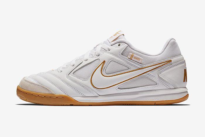 Nike Sb Gato White Black Gum 1