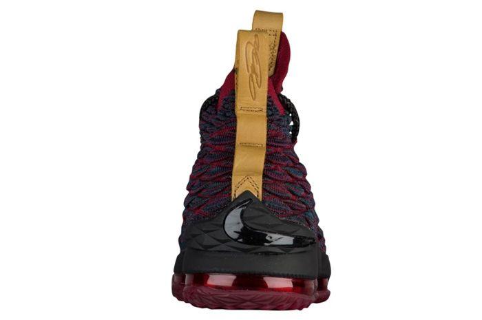Le Bron 15 Leak 4 Sneaker Freaker