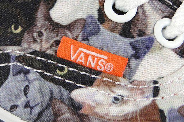 Aspca X Vans Authentic Cat Life
